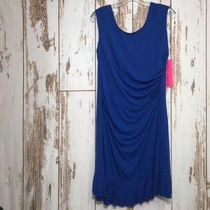 NWT Cobalt Blue 14 Dress NWT